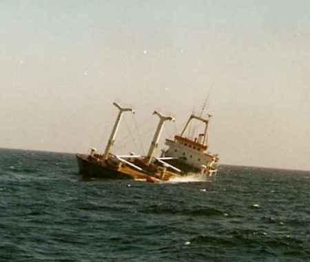 CARGO SHIP CAMADAN