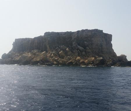 FILFLA ISLAND